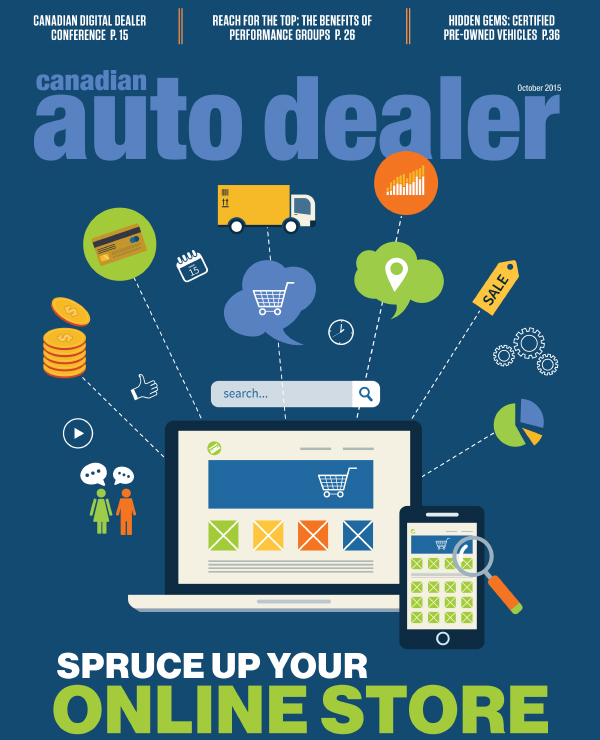 Canadian Auto Dealer, Spruce up your online store: Best practices for dealership website design