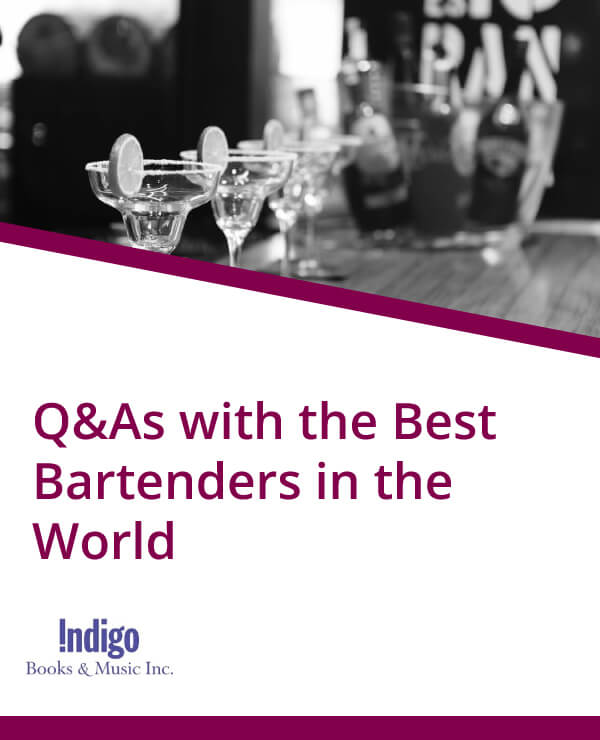 Indigo, Q&As with the Best Bartenders