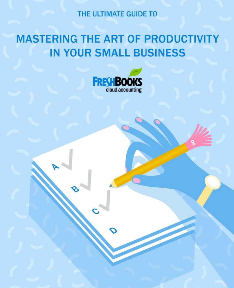 Mastering the Art of Productivity in Your Small Business