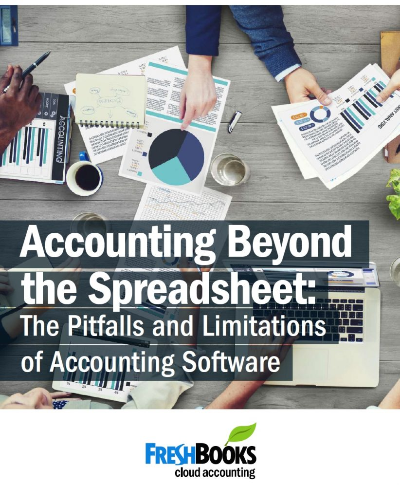Accounting Beyond the Spreadsheet: The Pitfalls and Limitations of Accounting Software