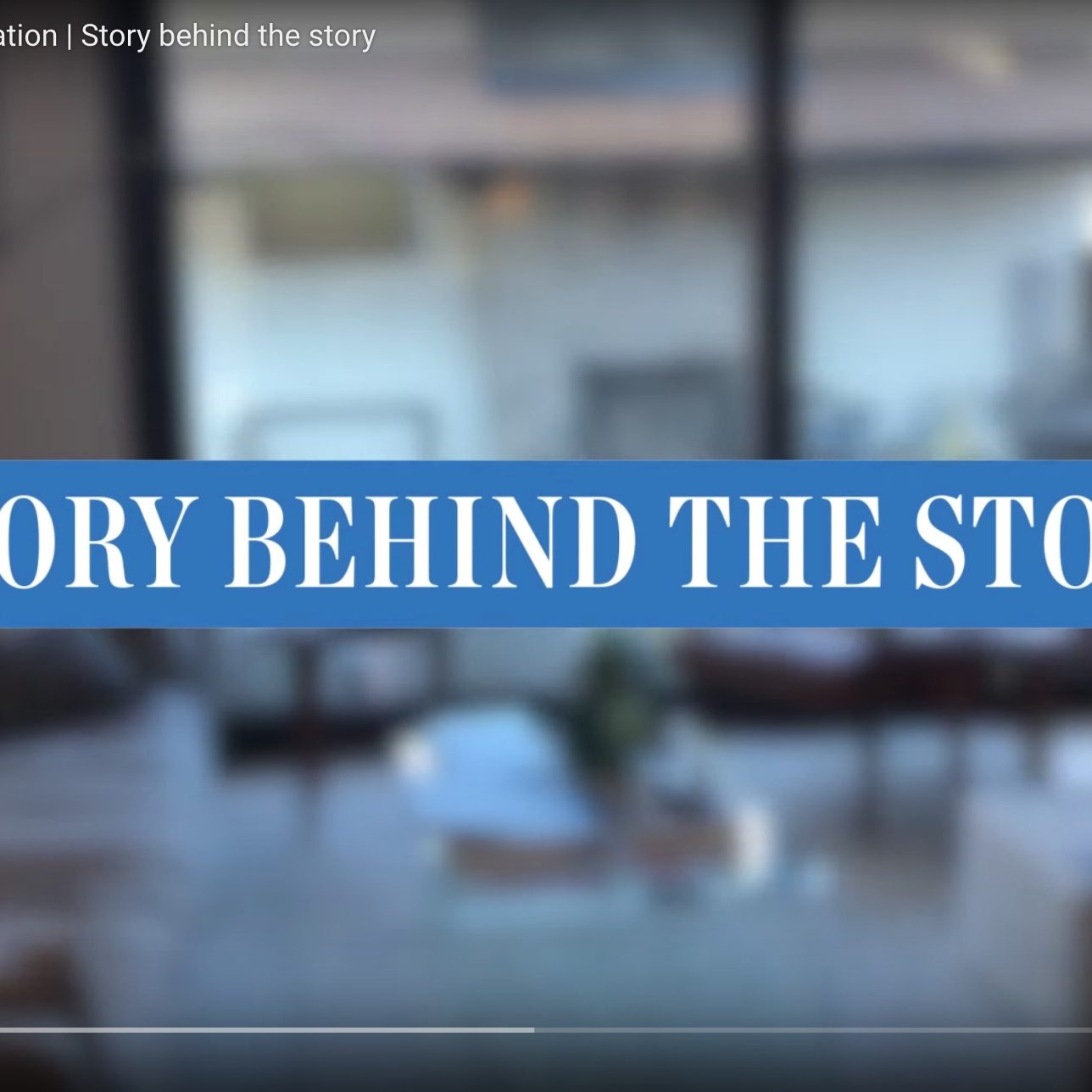 Toronto Star Story Behind the Story